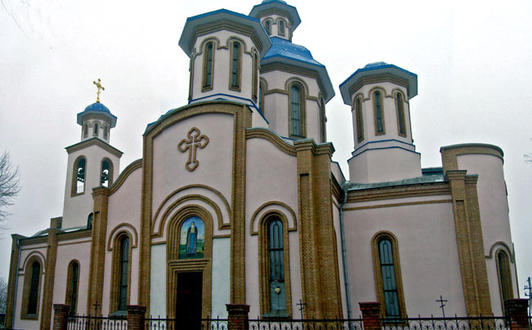 Church in the Kyiv Region