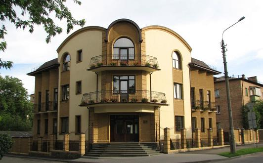 Ukrainian House of the Bible in Kyiv